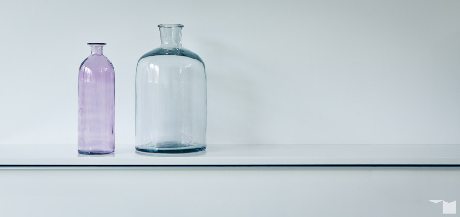 Glasvasen | Glass Vases