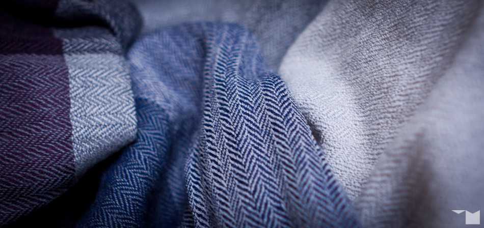 Schal, Variante 3 | Scarf, option 3