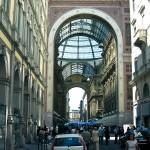 Seitenblick in die GalleriaI